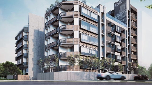 Located along Guillemard Road, the District 14 project offers one-, two- and four-bedroom units, with sizes ranging from 388 sq ft to 1,335 sq ft.